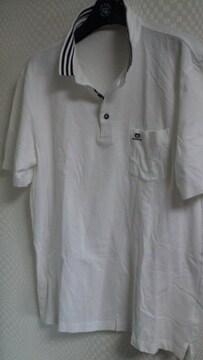 ミラショーン半袖ポロシャツLL美品