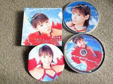 藤本美貴 限定 缶ケース ブギートレイン'03