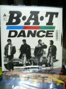 B・A・T/DANCEネオロカビリークリームソーダ鬼レア7インチ