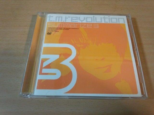 T.M.Revolution DVD「The Summary〜Summarize 3」西川貴教●  < タレントグッズの