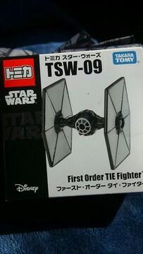 トミカ スターウォーズ TSW-09 ファーストオーダータイファイター 未開封 新品 販売終了品