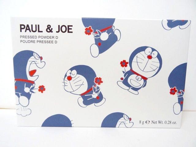 新品・即決 ポール&ジョー プレストパウダー D#001  < ブランドの