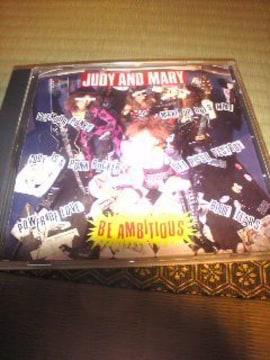 CD.JUDY AND MARY/BE AMBITIOUS