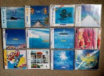 TUBE アルバム 12枚セット 帯付