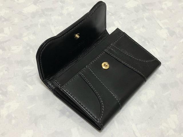 新品■シンシアローリー■牛革名刺入れ /カードケース■ 黒¥9504 < ブランドの