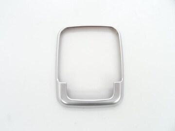 日産 バネット NV200 2009y〜 シルバー ルームランプカバー リング