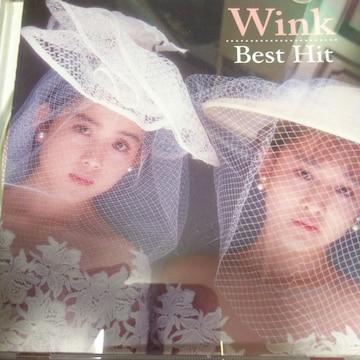 ベストCD Wink ベストヒット 帯あり ウインク