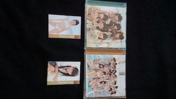 NMB48 僕らのユリイカ TYPE-B TYPE-C DVD 白間美瑠 吉田朱里