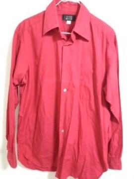 メンズビギ 赤シャツ