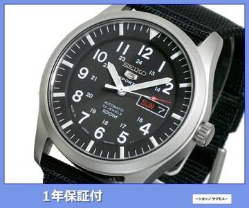 新品 即買■セイコー SEIKO セイコー5 自動巻き 腕時計 SNZG15J1