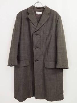 1998AW ドリスヴァンノッテン ウール チェスター オーバー コート ファー 中綿 ビンテージ