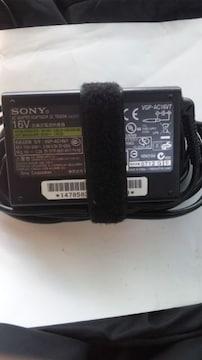 SONY バイオ 16ボルトアダプターです