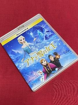 【送料無料】ディズニー「アナと雪の女王」(BD+DVD)