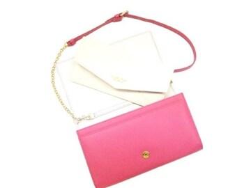 サマンサタバサプチチョイス×JJコラボ薄型財布付クラッチバッグ