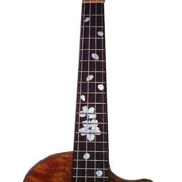 ギターインレイステッカー【さくら】