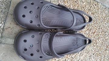 crocs レディース パンプスタイプ サイズ22cm