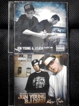 JOY YOUNG & J.CASH 2枚SET!!