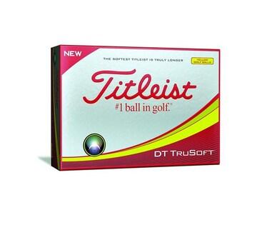 ゴルフボール 2018 DT TRUSOFT 2ピース12個