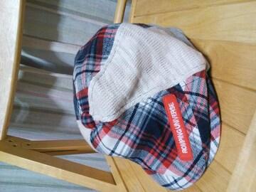 ◆即決★80%off★ランピングユニバース★ハンチング帽子★Sサイズ