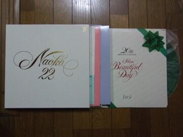 河合奈保子LP2セット「 It's A Beautiful Day」「Naoko22」中古!