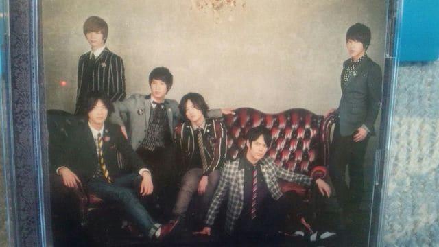 超レア!☆超新星/クリウンナレ☆初回限定盤/CD+DVD☆美品!  < タレントグッズの