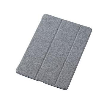 ★ELECOM 10.5インチ iPad Pro フラップカバー  グレー