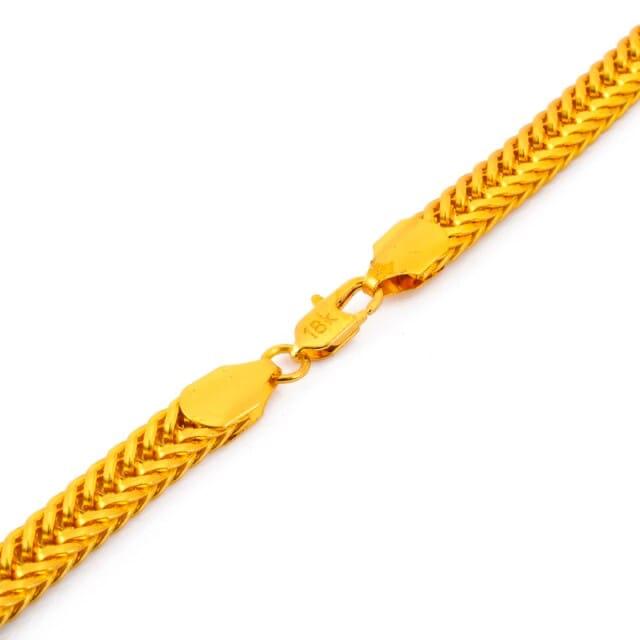 【特A品】ゴールド 喜平 ネックレス 新品 33グラム