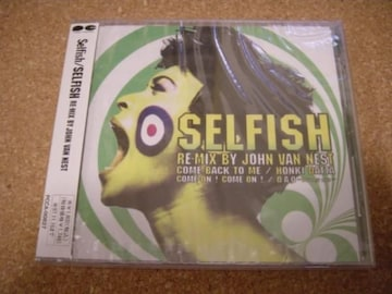 Selfish CD RE-MIX JOHN VAN NEST新品廃盤