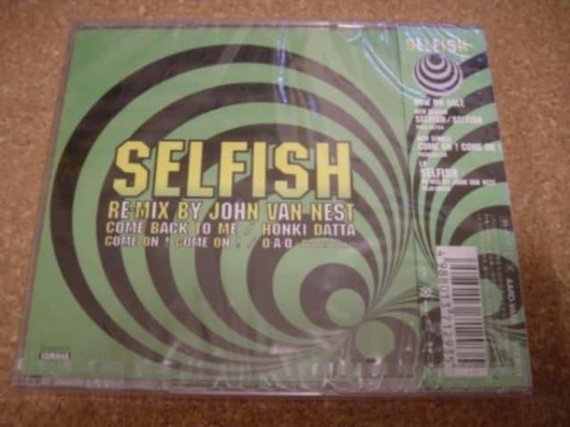 Selfish CD RE-MIX JOHN VAN NEST新品廃盤 < タレントグッズの