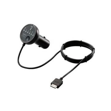 人気急上昇!FMトランスミッター Walkman用 ブラック