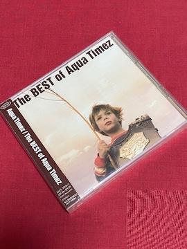 【送料無料】Aqua Timez(BEST)初回盤2CD+1DVD