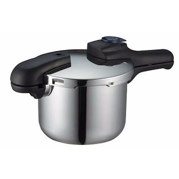 ★パール金属 圧力鍋 3.5L IH対応