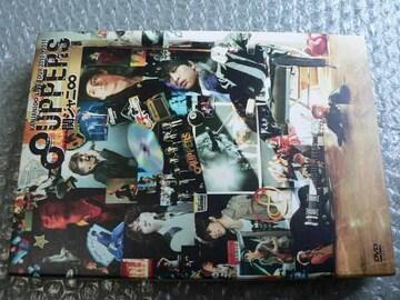 関ジャニ∞エイト【LIVE TOUR 2010→2011 8UPPERS】初回盤/3DVD
