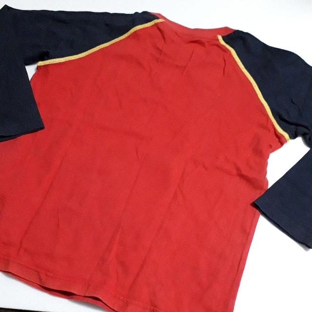 adidas アディダス Tシャツ 赤 黒 黄色 黄緑 < ブランドの