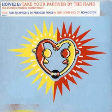howie b take your partner by the hand