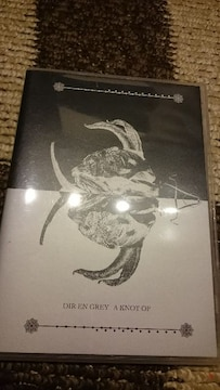 Dir en gray「A KNOT OF」DVD