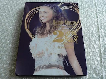 安室奈美恵/5 Major Domes2012-20th【豪華盤:DVD+2CD】初回仕様