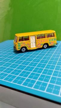 絶版日本製NO.60MITSUBISHI  ROSA ひまわり幼稚園バス