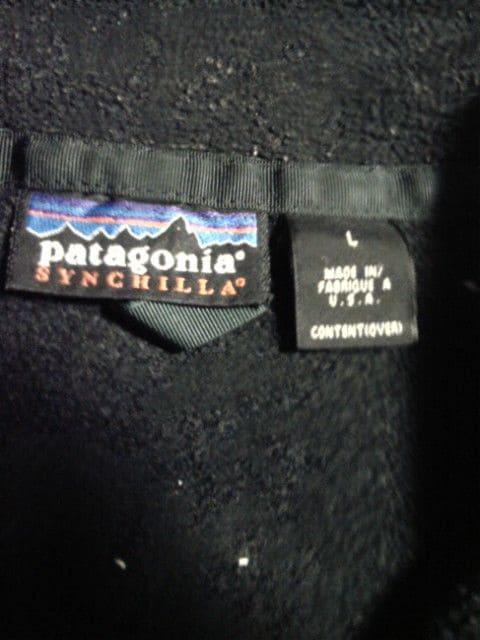 パタゴニアフリースジャケットpatagonia古着 < ブランドの