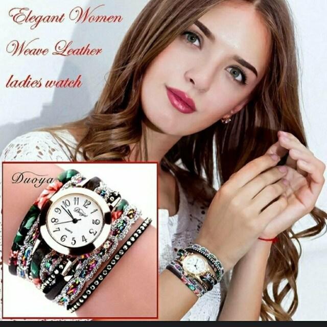 新品 未使用 激可愛 レディース 腕時計 鎖 チェーン 腕輪 < 女性アクセサリー/時計の