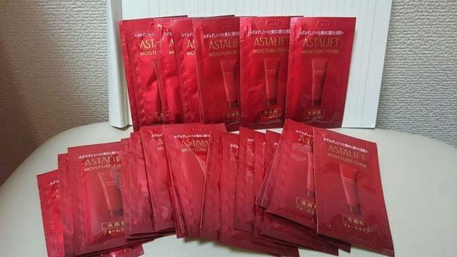 ASTALIFT洗顔フォーム30個1ヶ月分セット☆新品☆即決!  < ブランドの