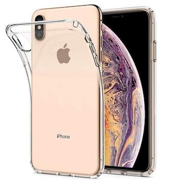 スマホケース iPhone XS Max  クリスタル・クリア