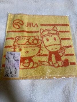 ☆送料無料☆ JRAハンドタオル キティ コラボ