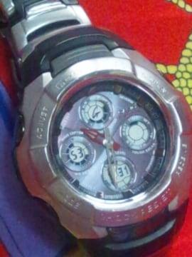 カシオGショックGW-1200CJタフソーラー電波腕時計コンポジットメタルバンド