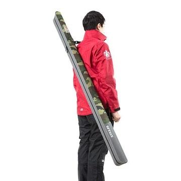 セミハードロッドケース2 10.6フィート ウッドランドカモ