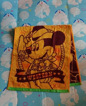 ディズニー タオル かわいいミッキー、ミニー 赤ちゃんから大人