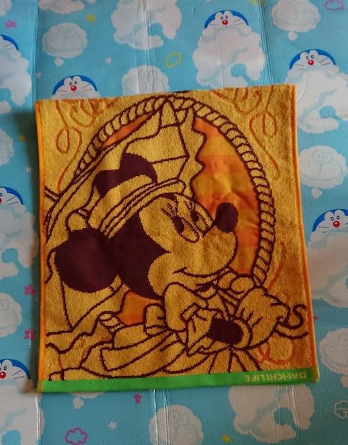 ディズニー タオル かわいいミッキー、ミニー 赤ちゃんから大人 < インテリア/ライフの
