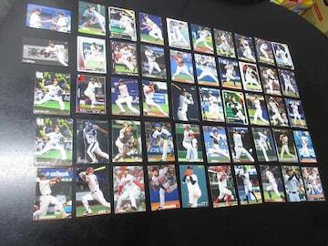 ★ カルビー プロ野球カード&その他カード 50枚まとめ売り