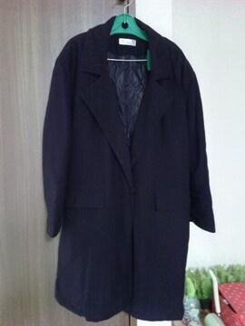 大きいサイズ★コート★黒★