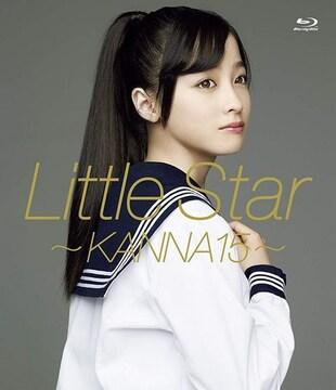 ■DVD『Little Star KANNA15』美少女アイドル 橋本環奈